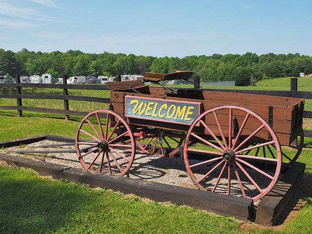 Ramblin' Pines Campground - Maryland Camping near Frederick